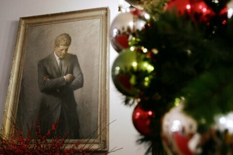 JFK letter promising Santa safe during Cold War on display