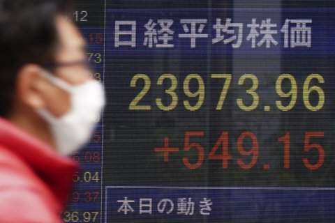 Pound and stocks jump on UK election, talk of US-China deal