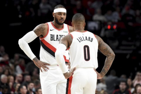McCollum has 33 points, Trail Blazers beat the Kings 127-116