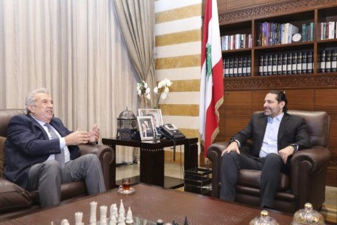 Main Lebanon PM candidate withdraws from consideration