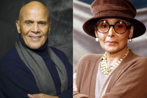 Belafonte recalls Horne's activism as Solange is honored