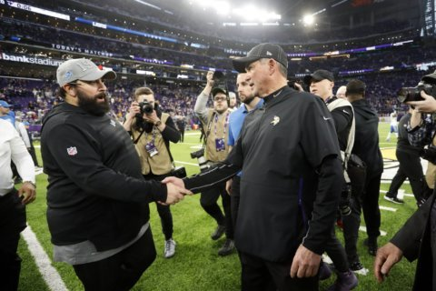 Lions coach Matt Patricia is not worried about next year