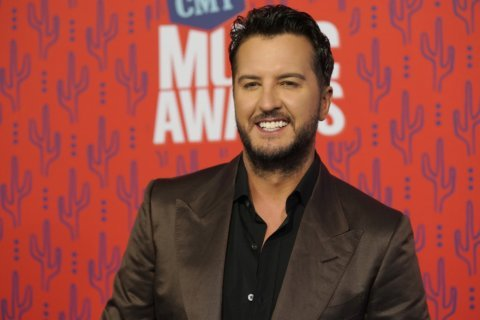 Authorities: Someone illegally shot Luke Bryan's red stag