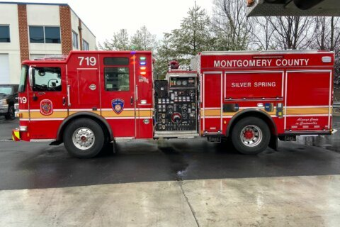 Lower, smaller, quicker, safer: Montgomery County gets 23 new fire engines