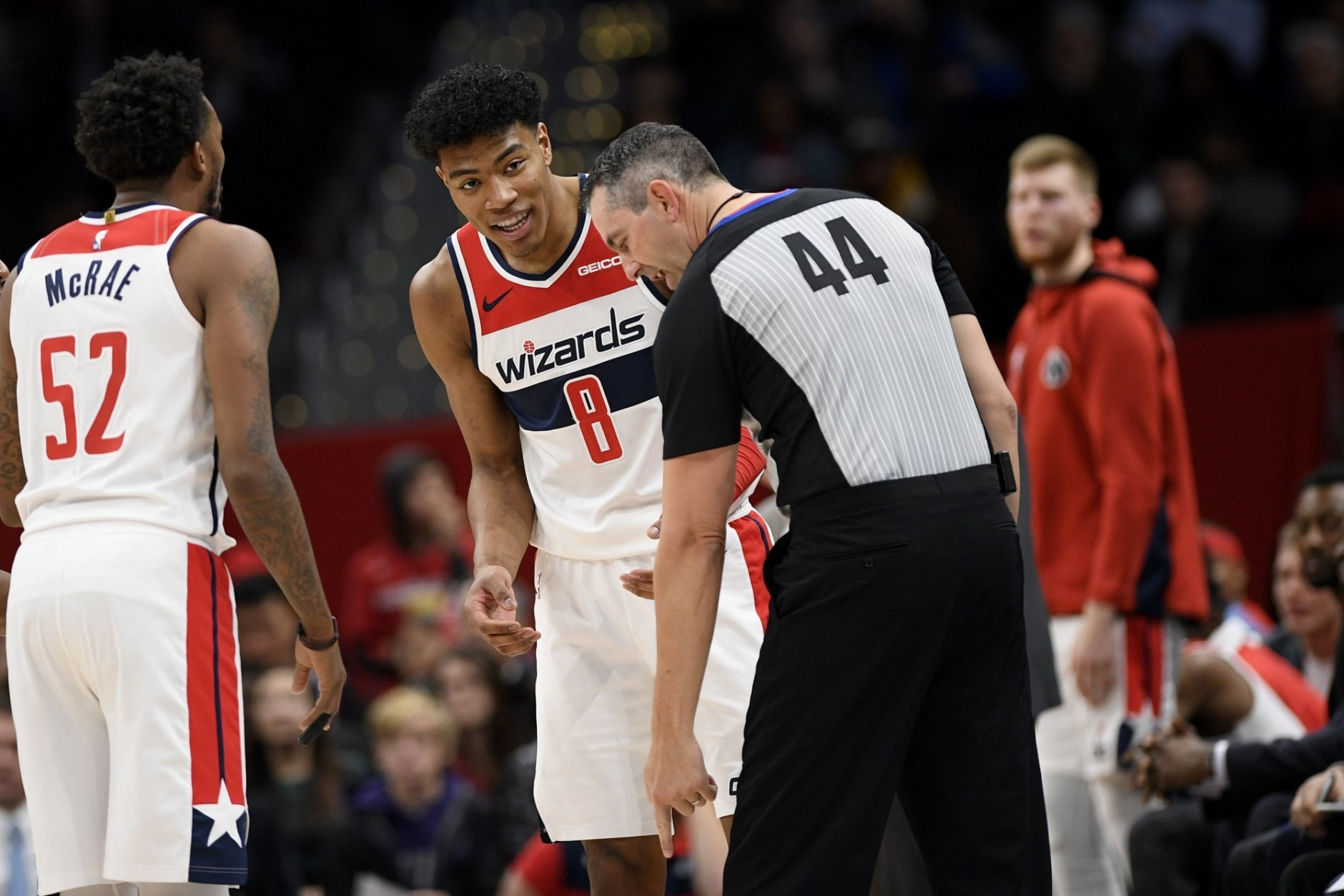 Wizards Rookie Rui Hachimura Growing With Each Game In Nba Wtop