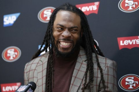 Sherman, Jenkins among 32 nominees for NFL Man Of Year award