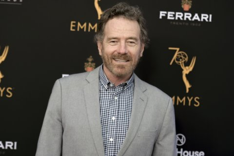 Cranston among celebrities at New Orleans Orpheus parade