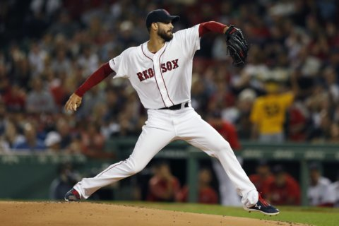 AP source: Porcello, Mets agree to $10 million, 1-year deal