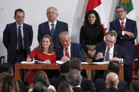 Mexico trade negotiator: We'll never accept US 'inspectors'