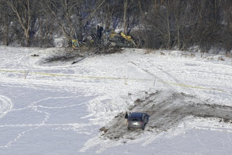 Army team will lead probe into Minnesota helicopter crash