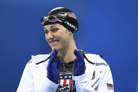 Missy Franklin 'so grateful,' embraces life after swimming
