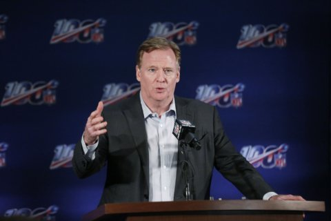 Goodell's stint atop NFL quite a roller-coaster ride
