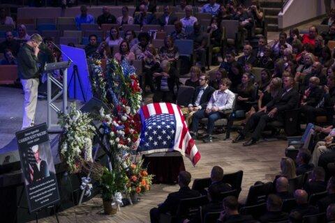 Pentagon: Screenings show no new threats after Navy shooting
