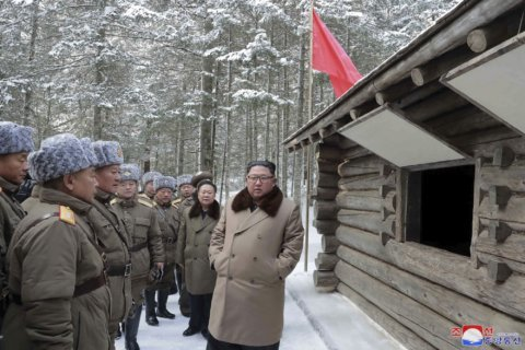 North Korea says denuclearization not on negotiating table