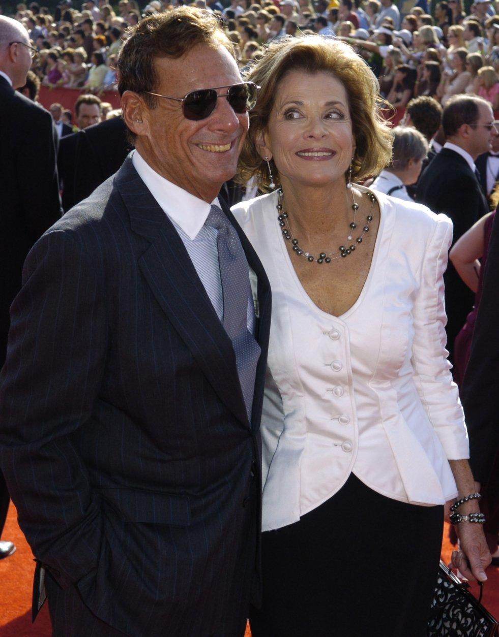 Ron Leibman, Jessica Walter