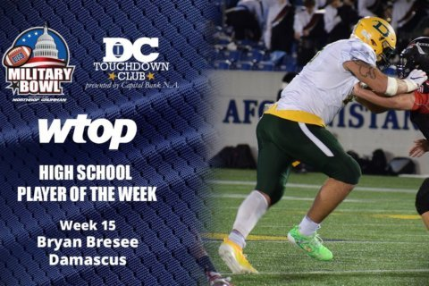 Bryan Bresee powers Damascus to title, wins Player of the Week
