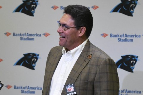 Ron Rivera to meet with Redskins about coaching vacancy