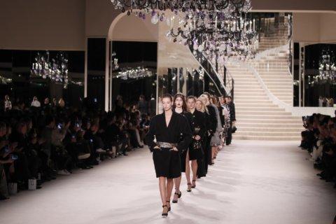 Chanel celebrates its artisans in glimmering Paris show