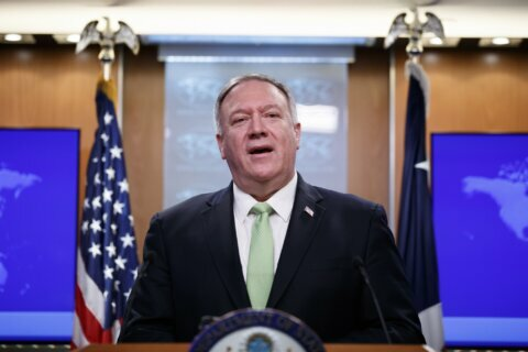 Pompeo gets a new deputy amid speculation of a Senate run