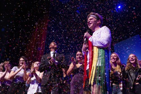 Viral video reignites LGBTQ debate at Quaker school