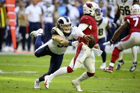 Clay Matthews is unapologetically focused on LA Rams' surge