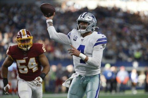 Garrett future murky as Cowboys beat Redskins, miss playoffs