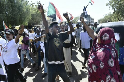 Sudan's Christians enjoy holiday amid hope for new freedoms