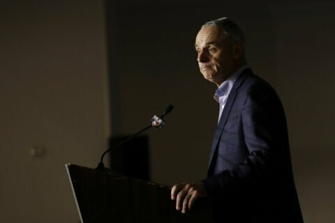 Column: It's time to remove MLB Commissioner Rob Manfred from office