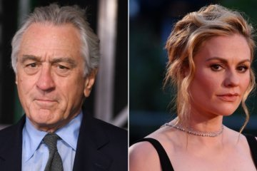 Robert De Niro defends Anna Paquin's role in 'The Irishman'