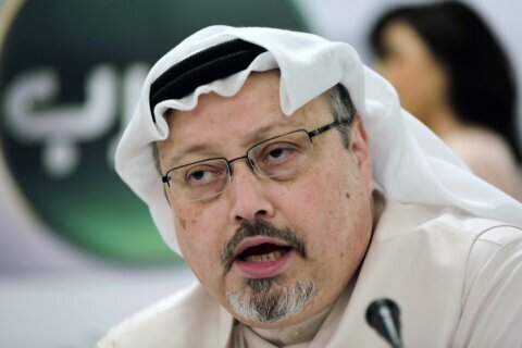 Saudis sentence 5 people to death for Khashoggi's killing