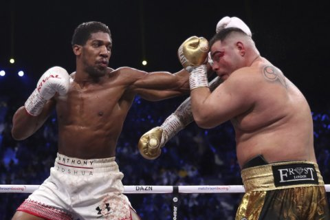 'Simplicity is genius': Joshua boxes smart to reclaim titles