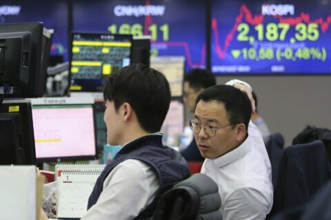 Global markets mostly higher amid trade optimism