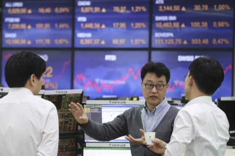Stocks slip as investors weigh outlook for US-China trade