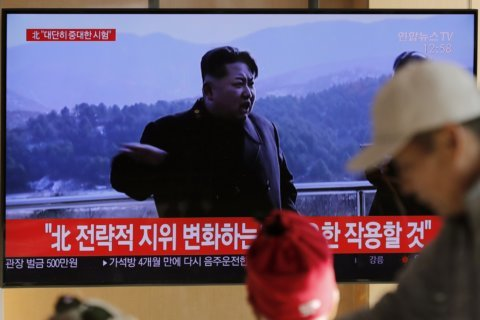 N. Korea conducts 'important test' at once-dismantled site