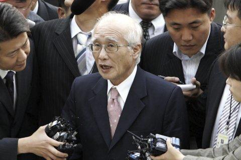 Kim Woo-choong, founder of Daewoo business group, dies