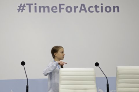 Too much of a Greta thing? Activist urges focus on others