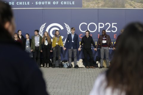 Bloomberg tells UN climate talks: You can count on the US