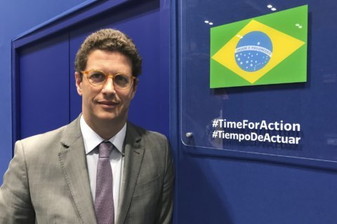 Minister: Brazil can't stop deforestation without help