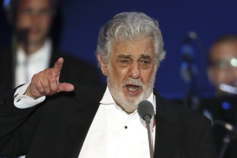 Standing ovation in Milan for Domingo's 50th anniversary
