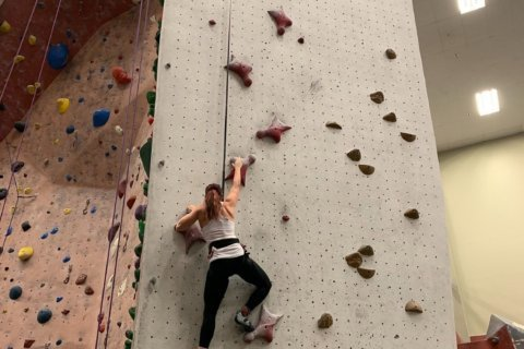 Top of the rock: Speed climbing comes to Olympics, Rockville
