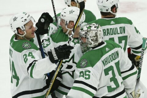 Texas-sized NHL Winter Classic for Stars, Preds in Cotton