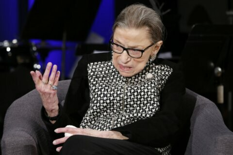 Ruth Bader Ginsburg: Senate exemplifies trend of sticking with 'one's own home crowd'