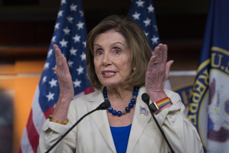 House will draft Trump impeachment articles, Pelosi says