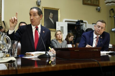 Impeachment drama a viewership magnet for news networks