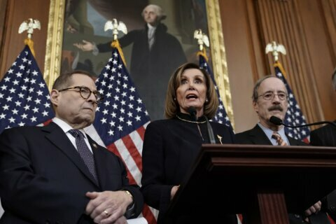Impeachment trial plans in disarray as Congress heads home
