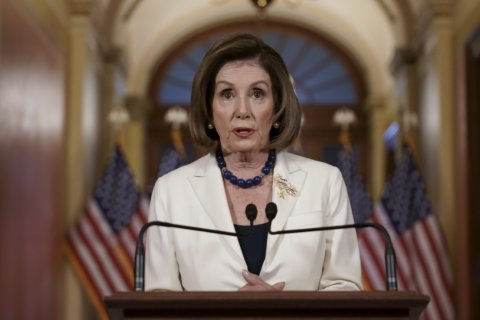 Pelosi expected to announce North American trade pact