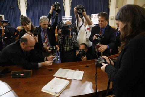 Trump impeachment vote underscores a harshly partisan era