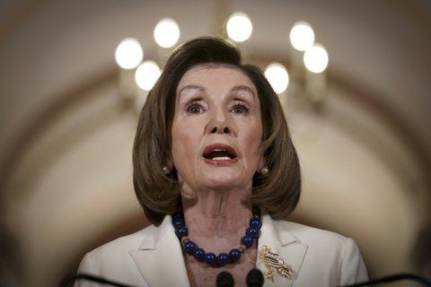House Speaker Pelosi rebukes reporter: 'Don't mess with me'