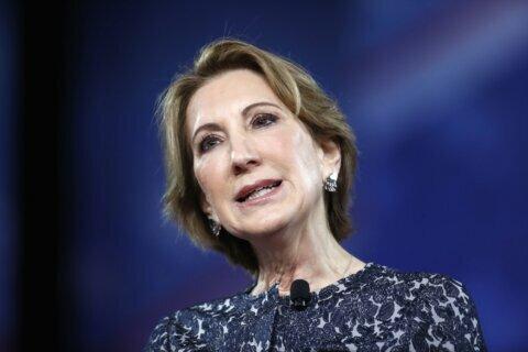 2016 GOP candidate Fiorina calls Trump's impeachment 'vital'