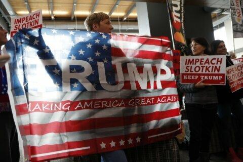 Michigan Rep. Slotkin says she will vote to impeach Trump